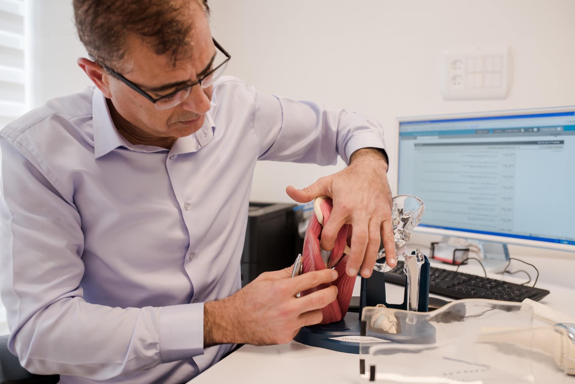 החלפת מפרק ירך – מה קורה אחרי הניתוח ?